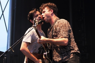 The Arkells at RBC Bluesfest 2015 in Ottawa