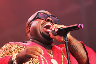 CeeLo Green at RBC Bluesfest 2015 in Ottawa,