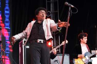 Charles Bradley at Panamania 2015 in Toronto
